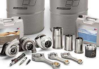 Spare Parts | K&W Drive Systems